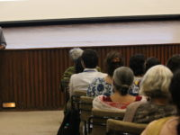 Nitin Das, following the screening of India's Healing Forests