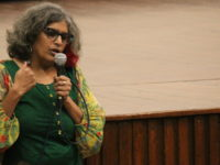 Vani Subramanian in interaction, following the screening of The Death of Us