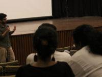 Prantik Basu, following the screening of Rang Mahal