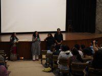 Anandana Kapur, Priya Thuvassery, Nitasha Kapahi and Sonu Singh following the screening of Coral Woman