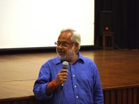 Arun Chadha, following the screening of Mindscapes