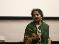 Hansa Thapliyal, following the screening of The Outside In