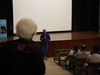 Joor Baruah, following the screening of Voice of Siang
