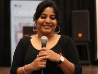 Subasri Krishnan, following the screening of Sikhirini Mwsanai